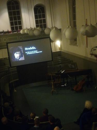 2019-12-08 Stradella, 1e uitvoering Heilige Geestkapel, Groningen