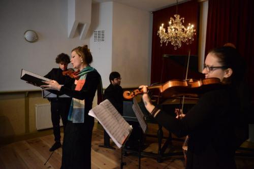 2019-12-08 repetitie Stradella met Esther Ebbinge-sopraan